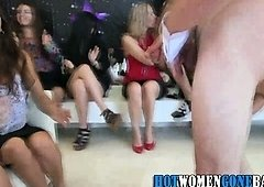 Blowjob party amateurs giving bj strippers