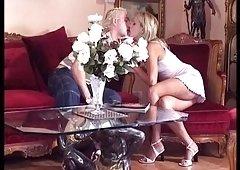 italia pornography blondes