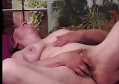 Old Granny Acquires Some Real Cock