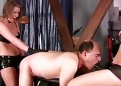 The Mistresses strapon whore