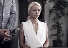PURE TABOO Bad Girl Elsa Jean Punished